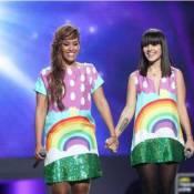 Alizée et Amel Bent : Deux atouts de charme lors du spectacle des Enfoirés !
