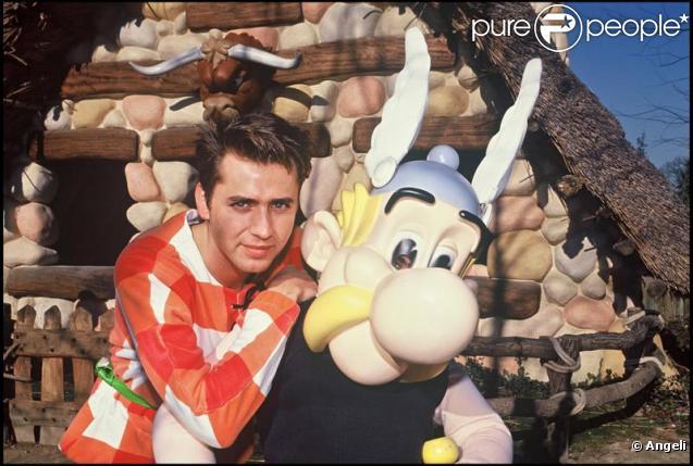Eric Galliano... et Astérix