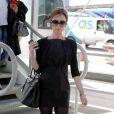 Victoria Beckham vient soutenir son mari David en Finlande le 16 mars