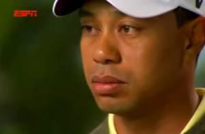 Découvrez un Tiger Woods au bord des larmes pour des confessions inédites...