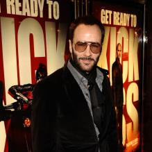 Tom Ford à l'occasion de l'avant-première de <i>Kick-Ass</i>, qui s'est tenue à l'Empire Cinema de Leicester Square, à Londres, le 22 mars 2010.