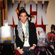 Mika à l'occasion de l'avant-première de  Kick-Ass , qui s'est tenue à l'Empire Cinema de Leicester Square, à Londres, le 22 mars 2010.