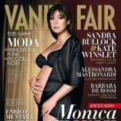 Monica Bellucci sublime, dénudée et enceinte !