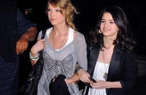 Taylor Swift abandonne sa meilleure amie, Selena Gomez, pour câliner... son nouveau boyfriend ?
