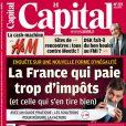 La nouvelle édition du magazine  Capital .