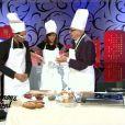 Mustapha El Atrassi reçoit Yoaké de Top Chef et Jean-Pierre Coffe dans son émission La Nuit nous appartient