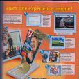 Johnny Hallyday célébre les 50 ans de Télé 7 Jours en posant pour une couverture en 3D !