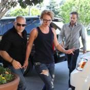 Britney Spears, en mode femme à lunettes : avec Jason Trawick... c'est pas la joie !