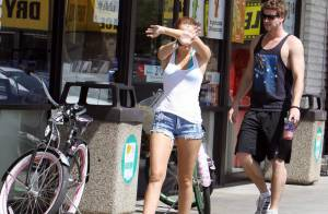 Miley Cyrus : A quelques jours de la sortie de son film, elle joue à cache-cache !
