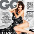 """Rosie Huntington-Whitely en couverture du GQ anglais de mai 2010 """