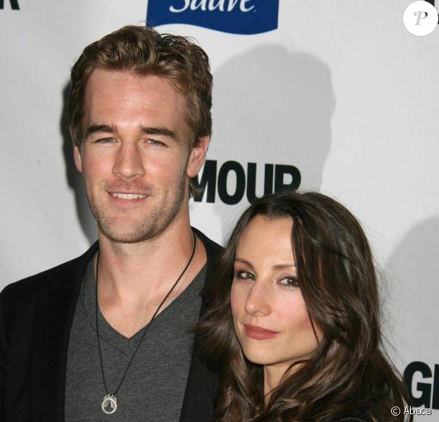 James Van Der Beek et son ex-épouse Heather Ann McComb