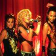 C'est dans le film  Crossroads , sorti en France le 3 avril 2002, que Zoe Saldana faisait ses premiers pas au cinéma aux côtés de Britney Spears.