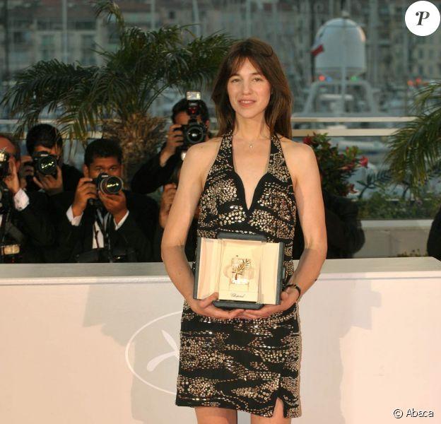 Charlotte Gainsbourg, prix d'interprétation à Cannes en 2009.