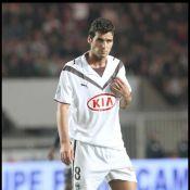 Le beau Yoann Gourcuff a tout donné contre le PSG : malheureusement, il est tombé sur plus fort que lui...