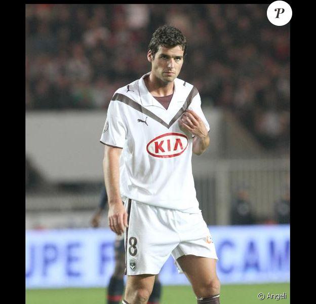 Yoann Gourcuff, au Parc des Princes, lors du match PSG-Bordeaux, le samedi 10 avril.
