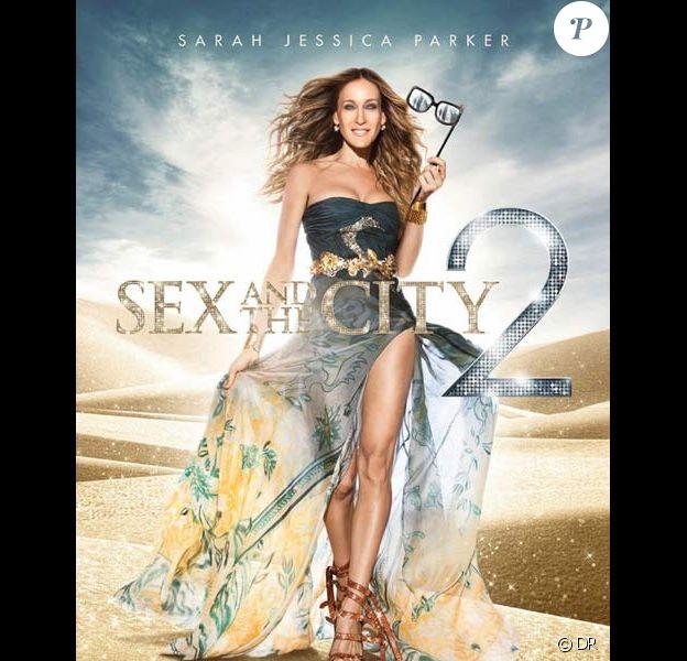 La nouvelle affiche de Sex and the City 2