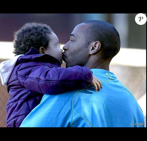 Thierry Henry : privé de sa fille...