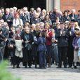 Obsèques de Corin Redgrave, en la cathédrale Saint-Paul de Londres. 12/04/2010