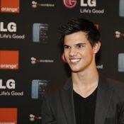 Taylor Lautner : la star de Twilight a provoqué une émeute mais a fait une heureuse !