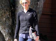 Renée Zellweger : Elle se prend pour un déménageur... et en oublie de se changer !