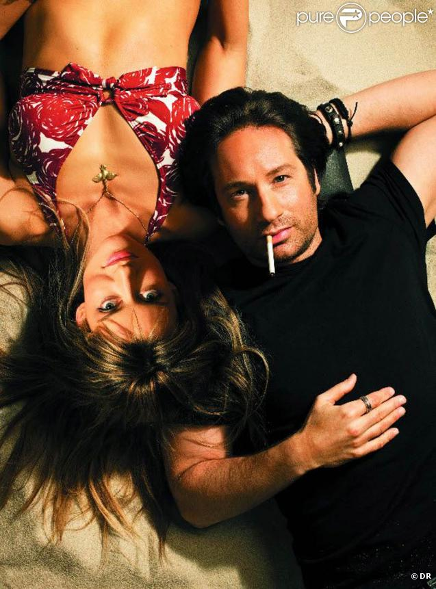 David Duchovny dans  Californication .