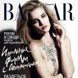Rosie Huntington-Whiteley pour Harper's Bazaar