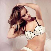 Rosie Huntington-Whiteley : Découvrez la 'Plus belle femme d'Angleterre' pour la nouvelle collection lingerie de Monsoon...