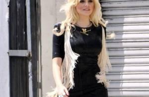 Pixie Lott : ultra-sexy et femme fatale, en noir et blanc...