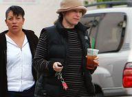 """Bridget Fonda : la star de """"J.F. partagerait appartement"""" et """"Jacky Brown"""" est... totalement méconnaissable !"""