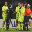 Franck Ribery et Benzema