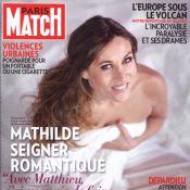 Quand Mathilde Seigner pose nue pour son homme... et vous dit tout de lui !