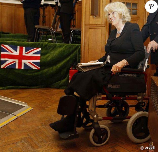 Camilla Parker Bowles au British Food Fortnight