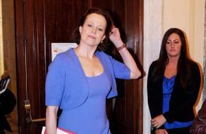 Sigourney Weaver : Une vamp' plus bleue qu'un Avatar à la Maison Blanche !