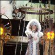 Cher lors de sa tournée d'adieu à Sydney, le 3 mars 2005 !