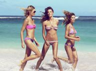 Daria Werbowy, Lara Stone et Erin Wasson... elles se dévoilent en bikini pour le plaisir de vos yeux !
