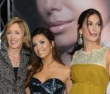 Quand Eva Longoria présente son dernier bébé, elle peut compter sur ses copines... pas du tout désespérées !