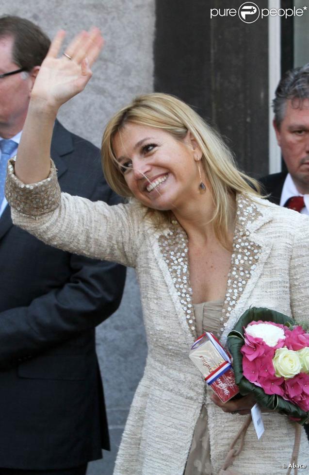 Le 27 avril 2010, Maxima des Pays-Bas découvrait à La Haye le premier rapport du programme Talent to the Top