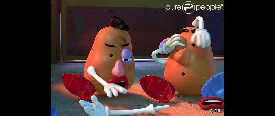 Toy story 3 monsieur et madame patate - Madame patate toy story ...