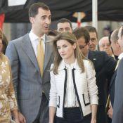 Letizia d'Espagne : Elle retrouve son époux et joue au top chef !