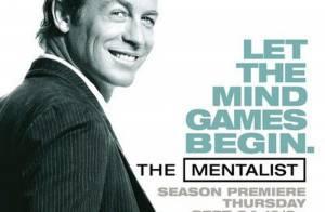Simon Baker, alias The Mentalist, est ENFIN de retour !