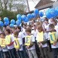 Marie Gilain lance la nouvelle campagne de l'ONG Plan Belgique