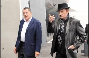 Affaire Johnny Hallyday : son producteur Jean-Claude Camus réplique... violemment !