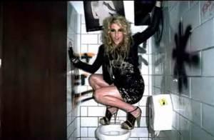 Regardez la trash Kesha et Taio Cruz se salir lors d'une nuit orgiaque pour le clip de