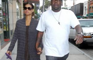 Bobby Brown, l'ex de Whitney Houston, s'est fiancé sur scène
