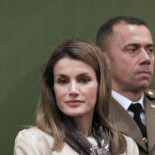 Letizia d'Espagne : Elle emmène son mari, le prince Felipe, à la foire !