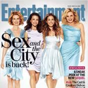 Sex and the City 2 : les quatre stars réunies en beauté et un homme... particulièrement jaloux !
