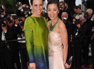Cannes 2010 - Evangeline Lilly dévoile ses gambettes, Michelle Yeoh radieuse : les L'Oréal Girls nous éblouissent encore !