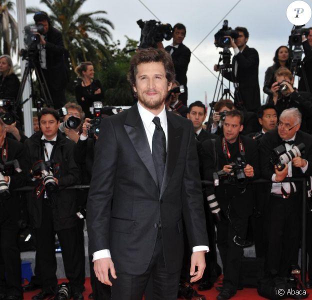 Guillaume Canet lors du 63ème Festival de Cannes en mai 2010