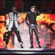 Les Black Eyed Peas en concert à Paris Bercy, le 20 mai 2010