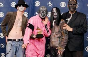 Le bassiste de Slipknot retrouvé mort dans sa chambre d'hôtel...